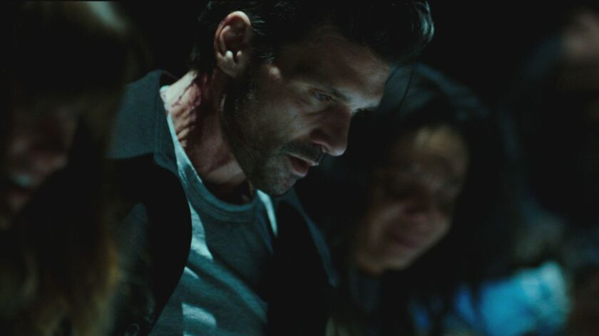 """Frank Grillo in """"The Purge: Anarchy"""", the sequel to summer 2013's sleeper hit that opened to No. 1 a"""