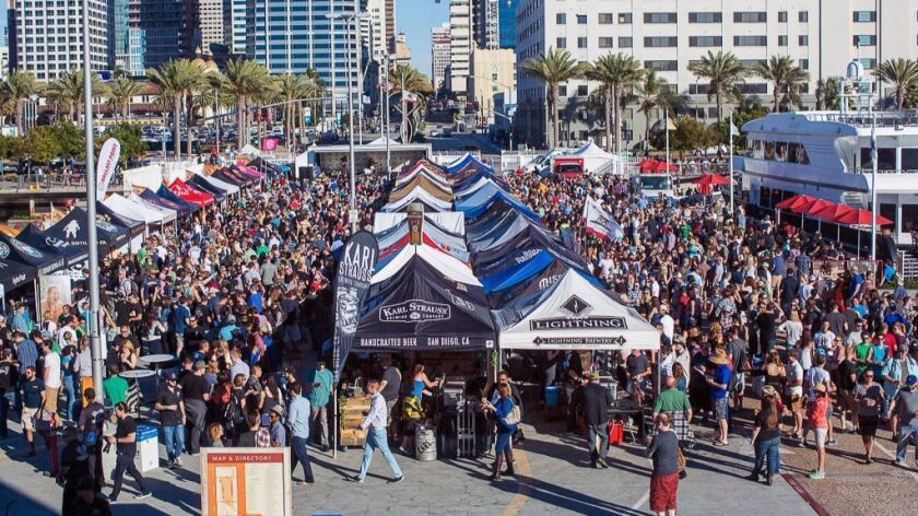 San Diego Beer Week Guild Fest, 2015