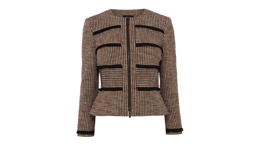Twists on tweed style