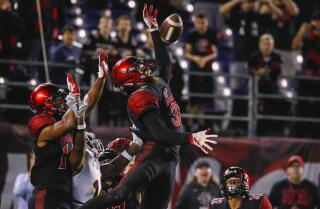 Agnew, defense lead San Diego State to 28-21 upset of No. 23 Arizona State
