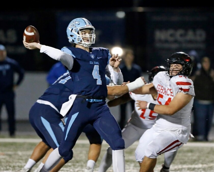 Week 15 High School Football Preview: Corona del Mar vs. Oceanside