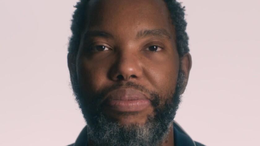 A headshot of author Ta-Nehisi Coates