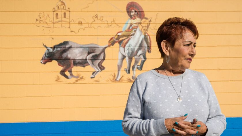 Delano Mayor Grace Vallejo helped Cesar Chavez and Dolores Huerta with the formation of the United Farm Workers.