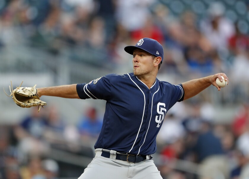 Padres Notes Margevicius Proves It Lucchesi Works On D