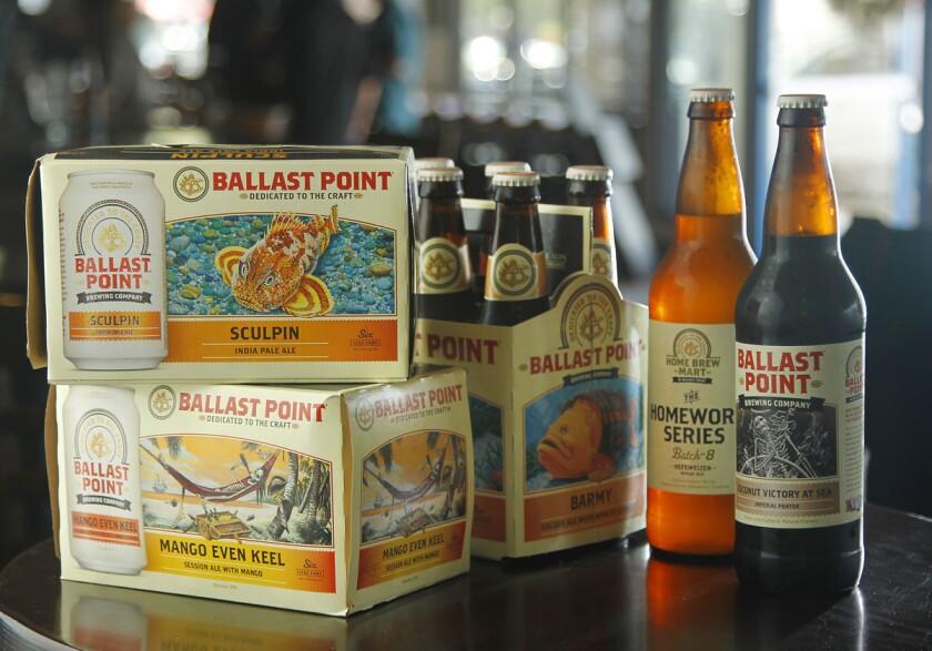 Ballast Point Little Italy