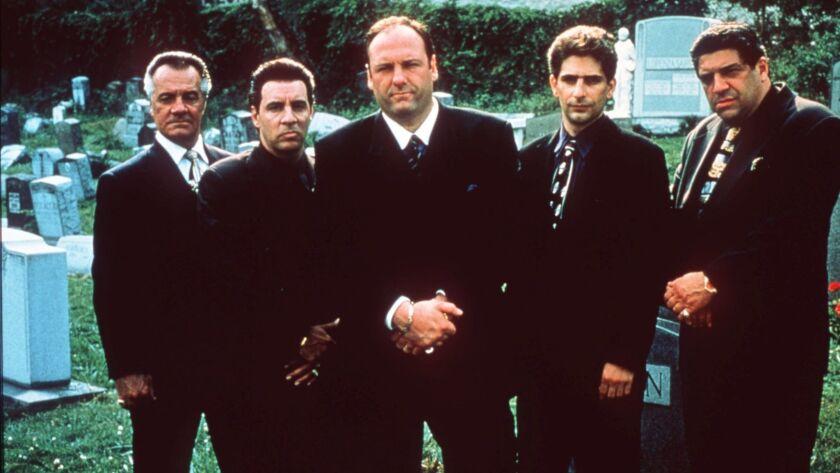 Sopranos' gets 16 Emmy nominations