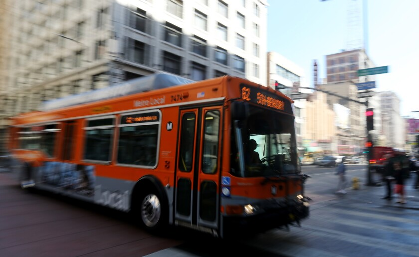 Metro bus sales tax