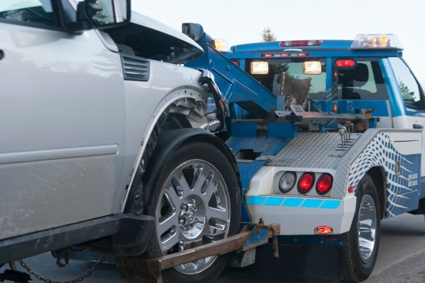 AAA Tow to Go program offers free towing service on St. Patrick's Day weekend.