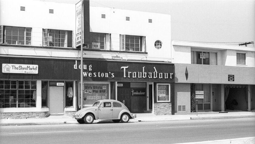 Doug Weston's Troubadour