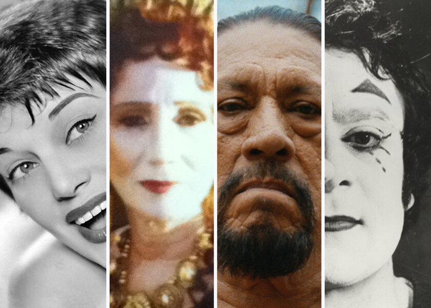 Kaye Ballard, Olympia Dukakis, Danny Trejo, Moni Yakim.