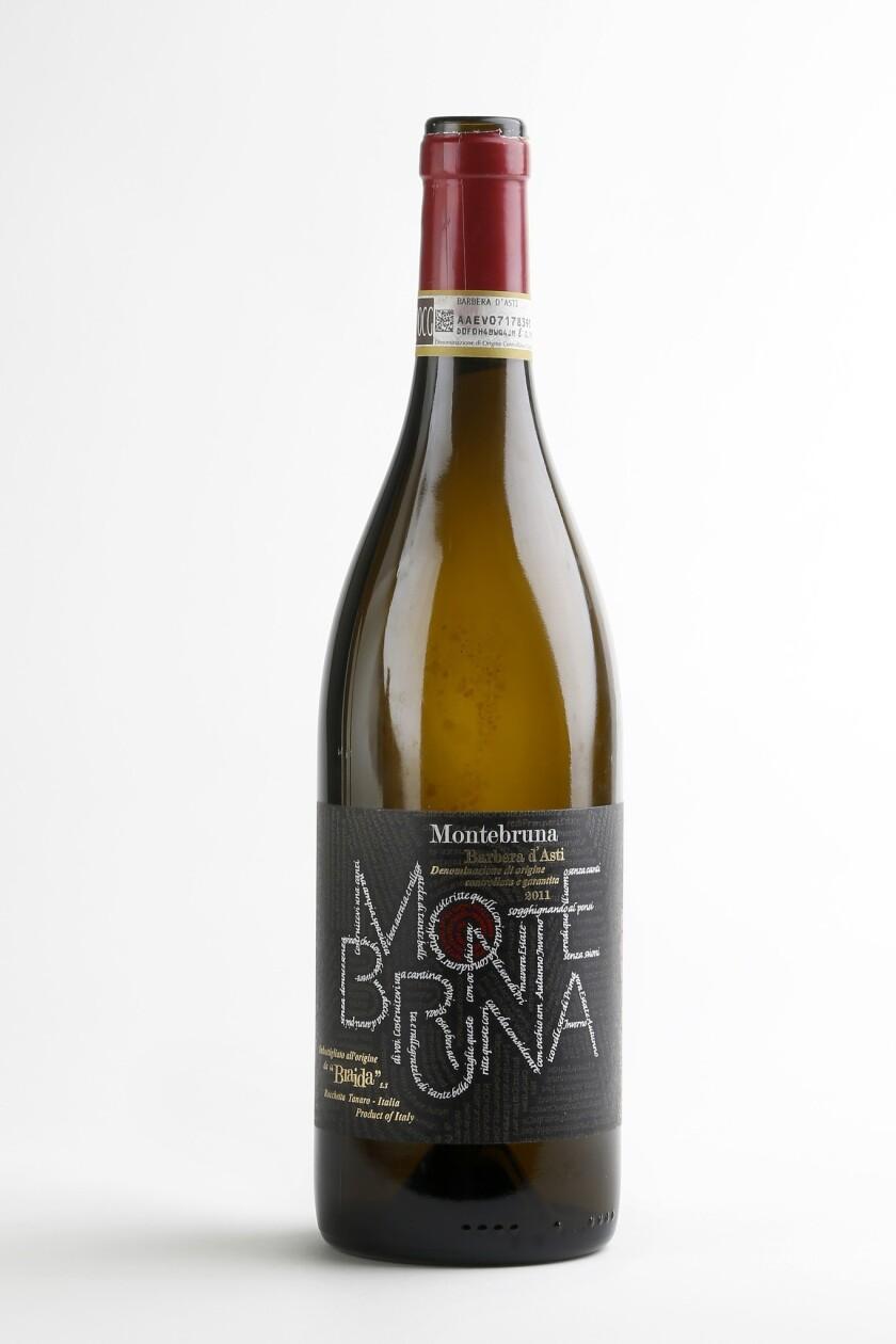 2011 Braida Montebruna Barbera d'Asti