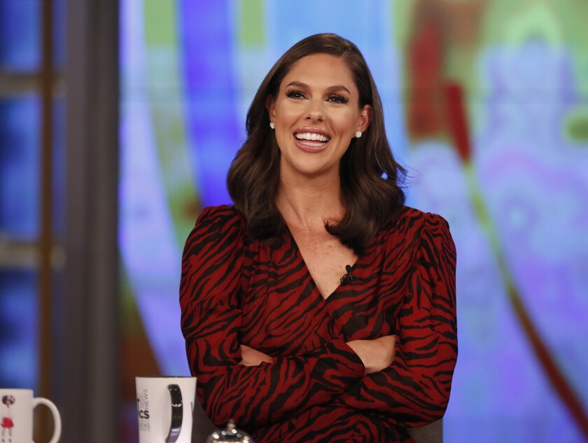 "Abby Huntsman is exiting ABC's ""The View."""