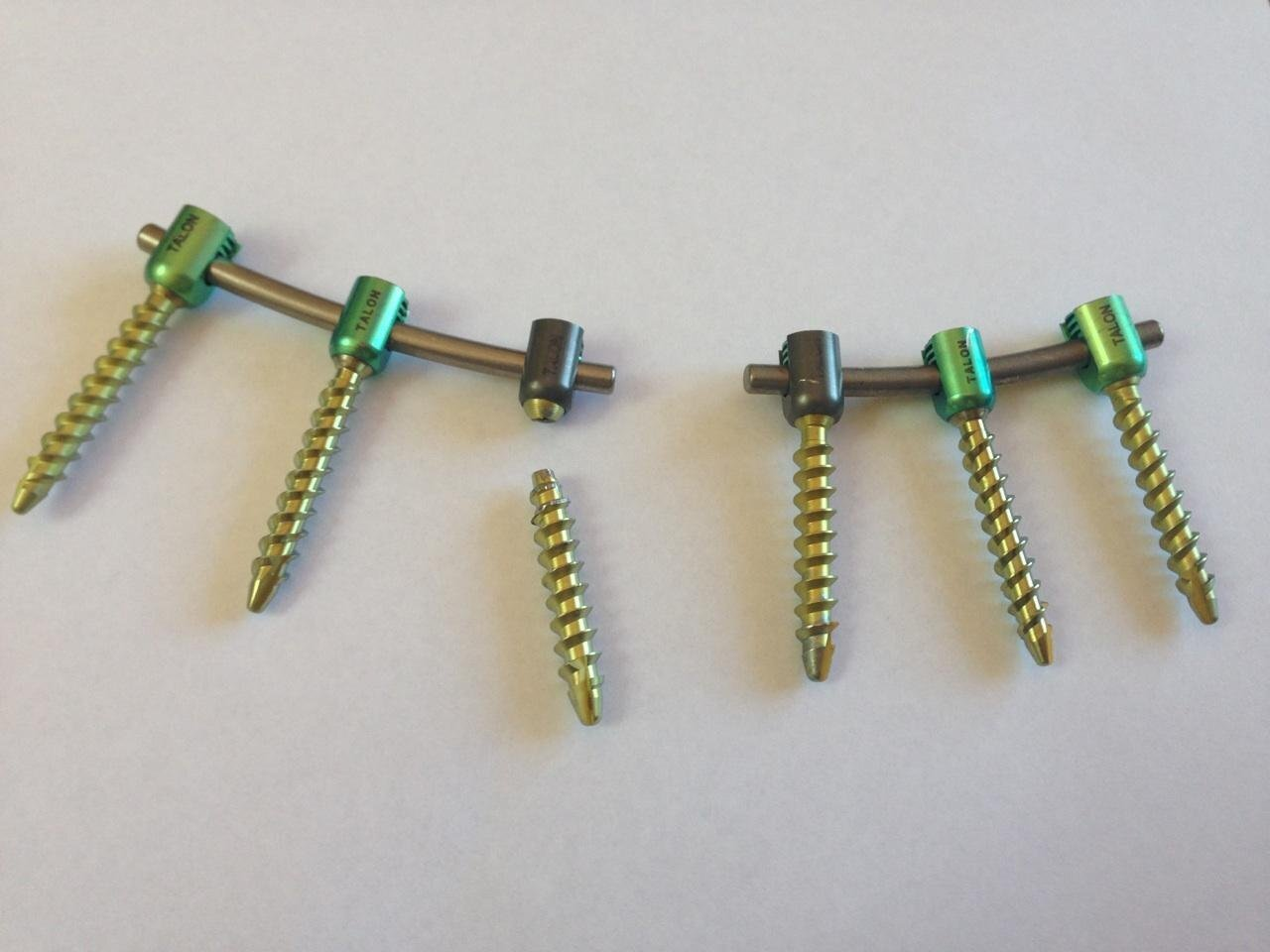 Lawsuit: Doctors used counterfeit screws - The San Diego