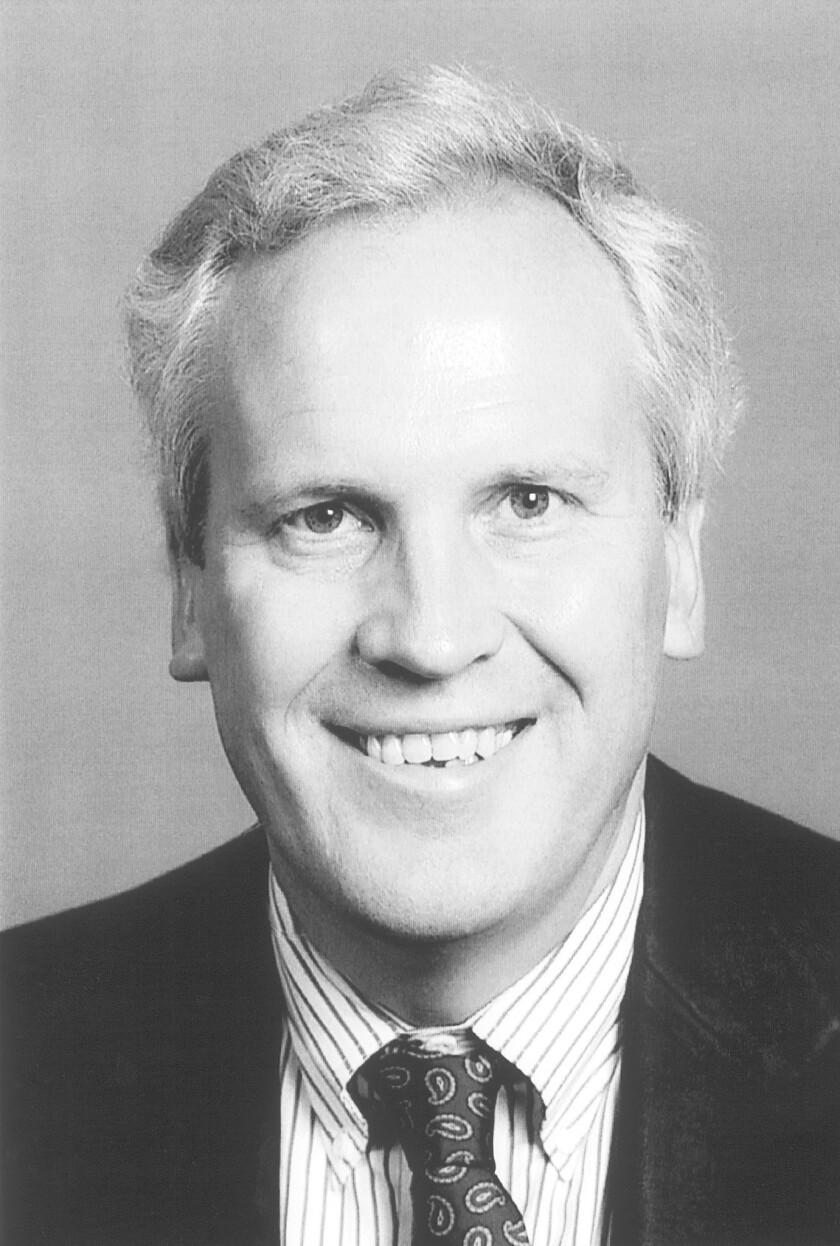 Stephen Burgard was an award-winning editorial writer.