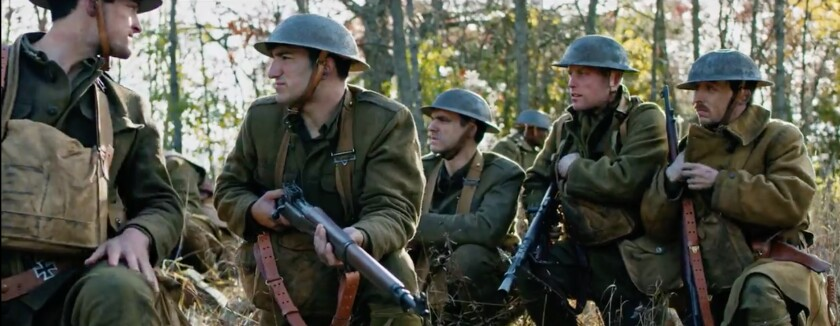 Review: 'The Great War' serves up World War I on a budget