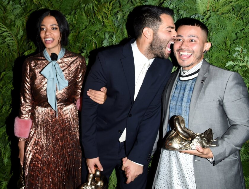 CFDA/Vogue Fashion Fund triples the prestige, crowns 3 winners for 2015