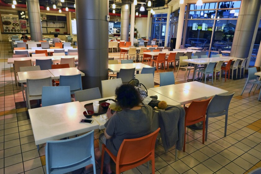 APTOPIX Virus Outbreak Restaurant Rumors