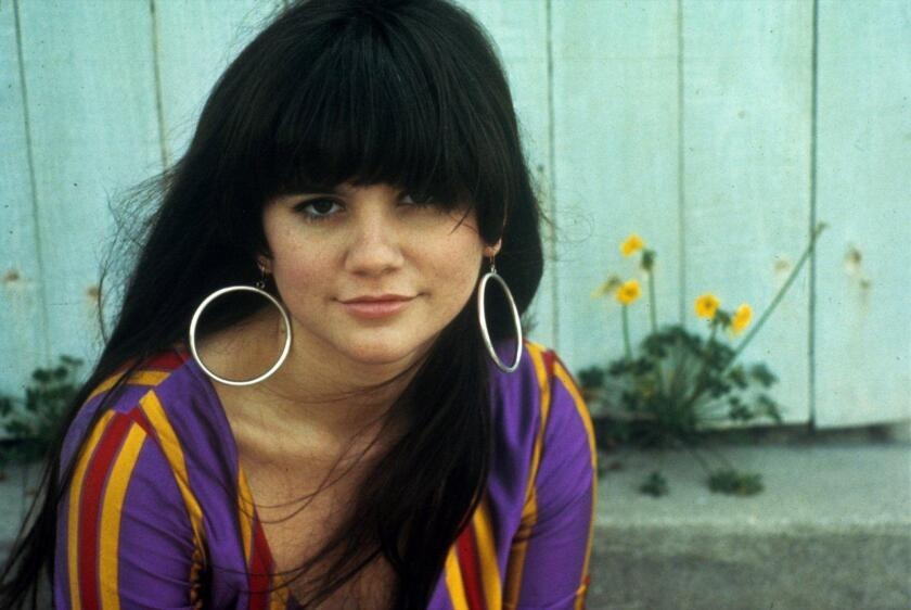 "Linda Ronstadt, seen here back in the day, has written a memoir, ""Simple Dreams."""