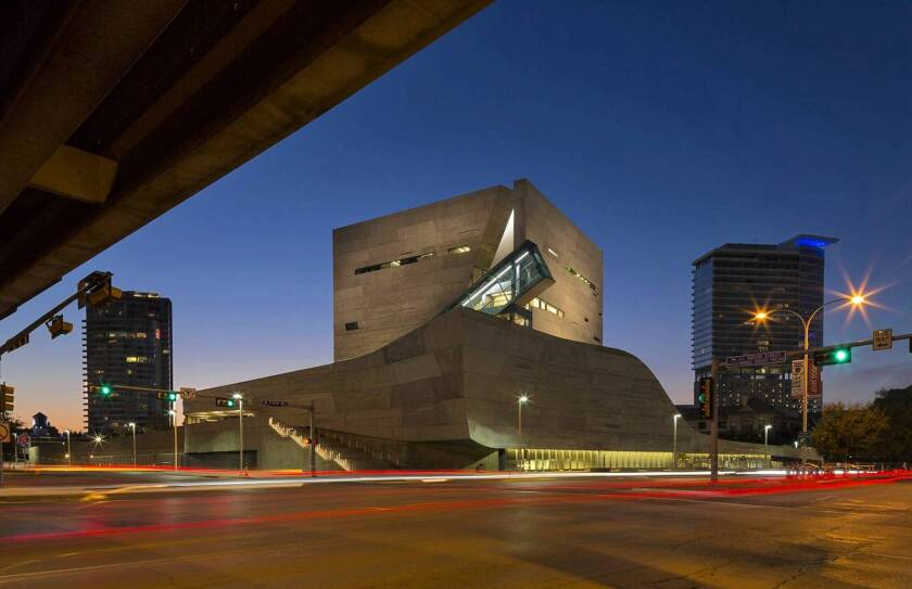 Architecture review: Perot Museum belongs to a preening old breed