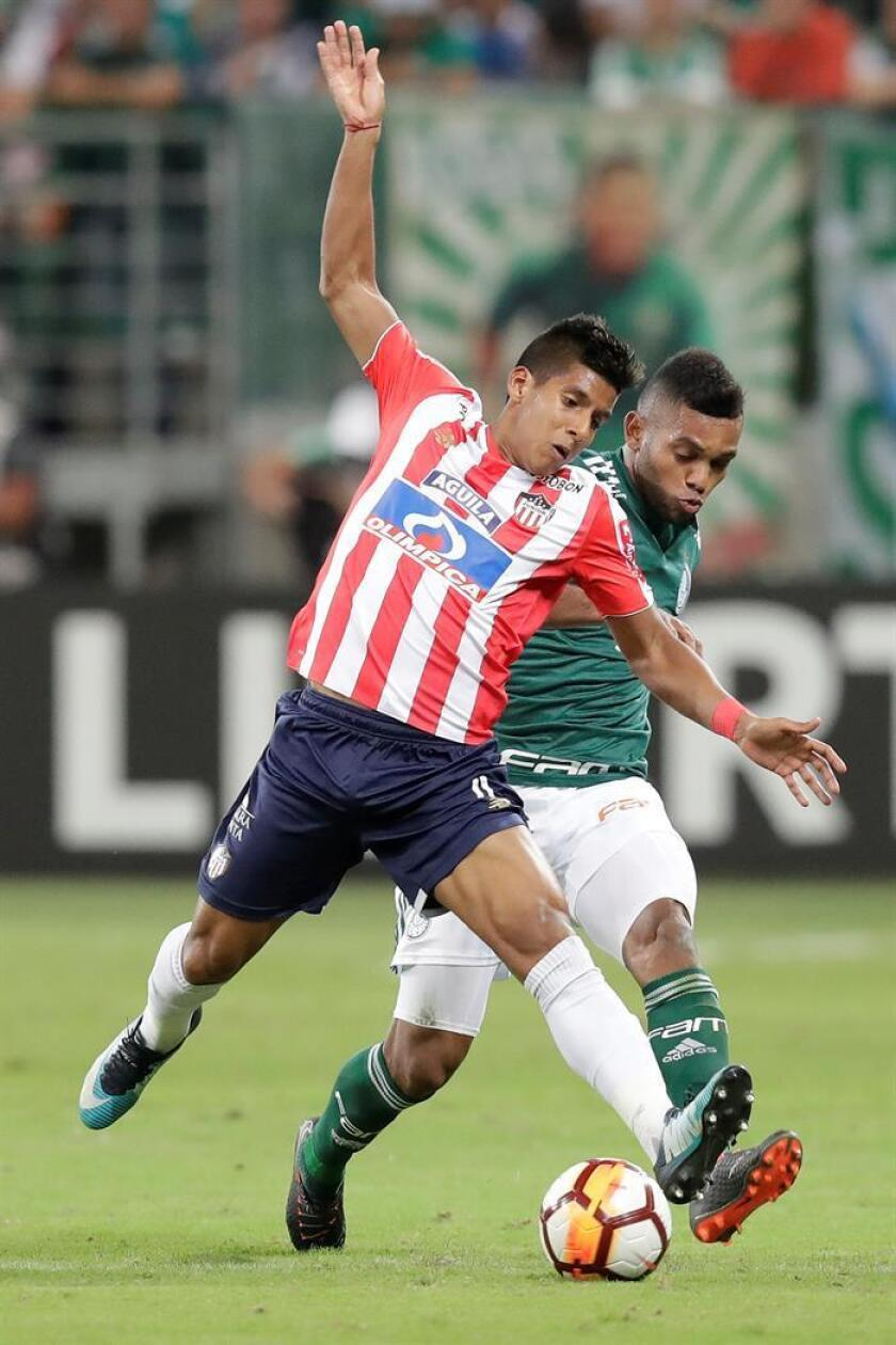 Junior heads to Brazil to play Paranaense in Copa Sudamericana