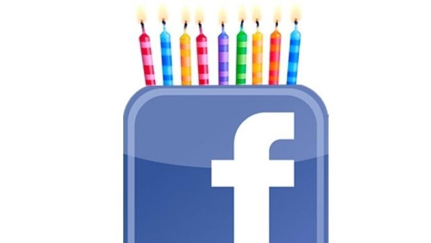 """Facebook celebra su cumpleaños con regalo a """"los amigos"""""""