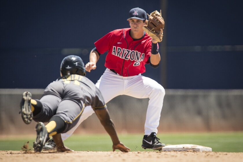 Arizona shortstop Kevin Newman has made just four errors in 193 fielding chances this season.