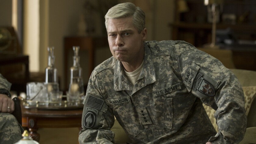 Brad Pitt S Canny Allusion To Gen Stanley Mcchrystal Is At The
