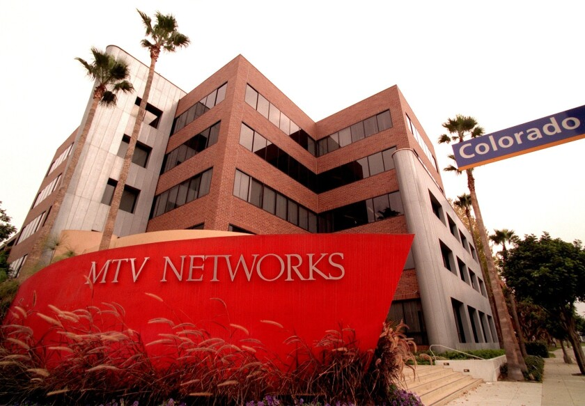MTV offices in Santa Monica