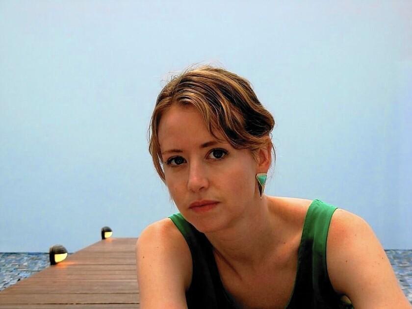 Author Laura Van den Berg