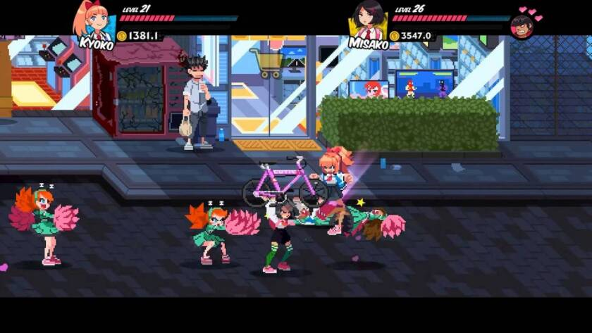 """The """"River City Girls"""" game for Xbox"""
