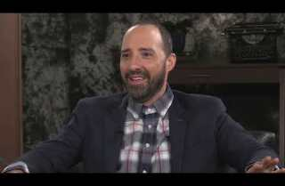 Los Angeles Times' Glenn Whipp talks with Tony Hale from 'Veep'