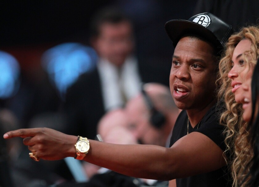 Jay-Z reportedly looking to sell his share of Brooklyn Nets