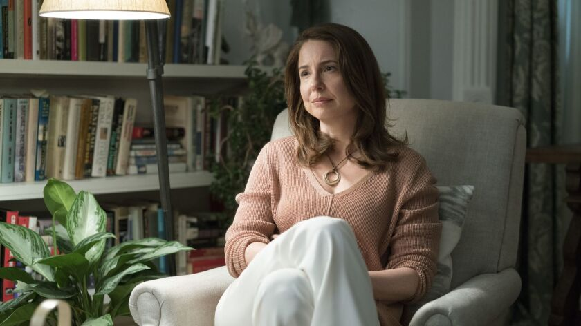 Robin Weigert as Verena in 'Dietland' _ Season 1, Episode 2 - Photo Credit: Patrick Harbron/AMC