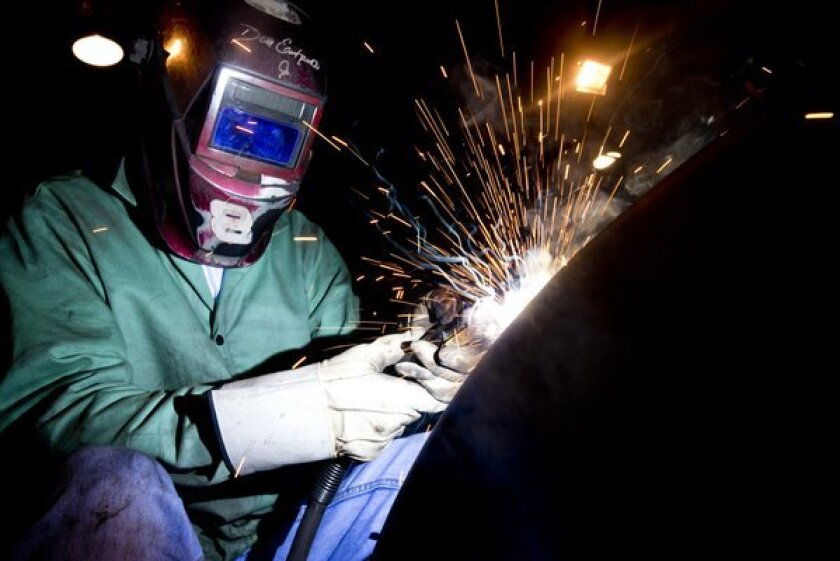 A shortage of skilled manufacturing workers could get worse by 2020