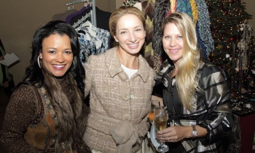 Tracy McCotter, Marina Minasian, Kim Phillips