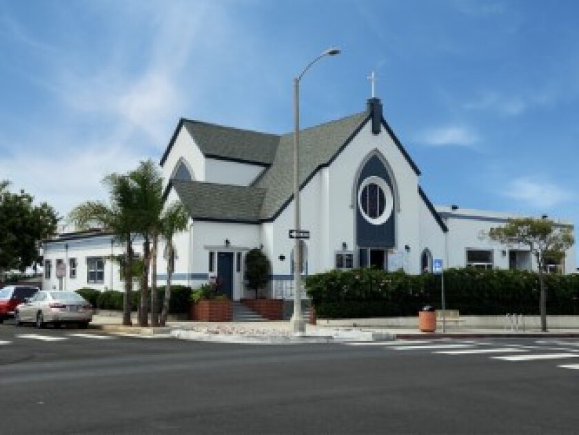 Calvary Chapel Living Hope at 625 Seagaze Drive in Oceanside.