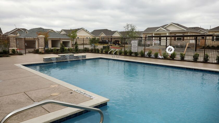 It's not an apartment: Dallas-area rental home communities on the rise