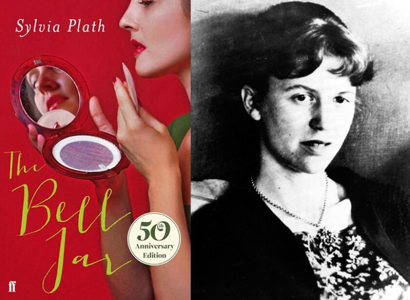 """Sylvia Plath and the new edition of her novel """"The Bell Jar."""""""