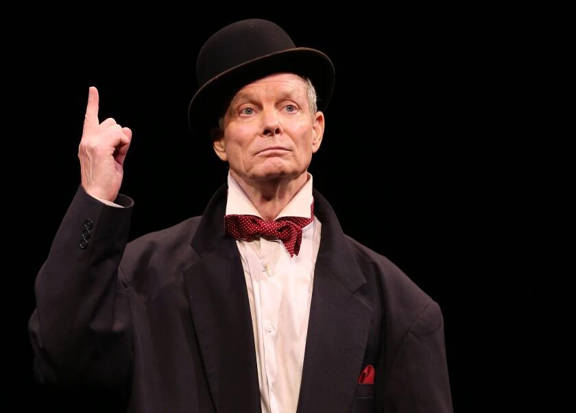 "Bill Irwin in ""On Beckett"""
