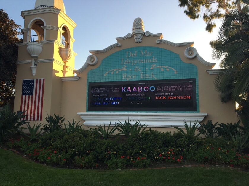 KAABOO took place Sept. 16-18 at the Del Mar Fairgrounds,