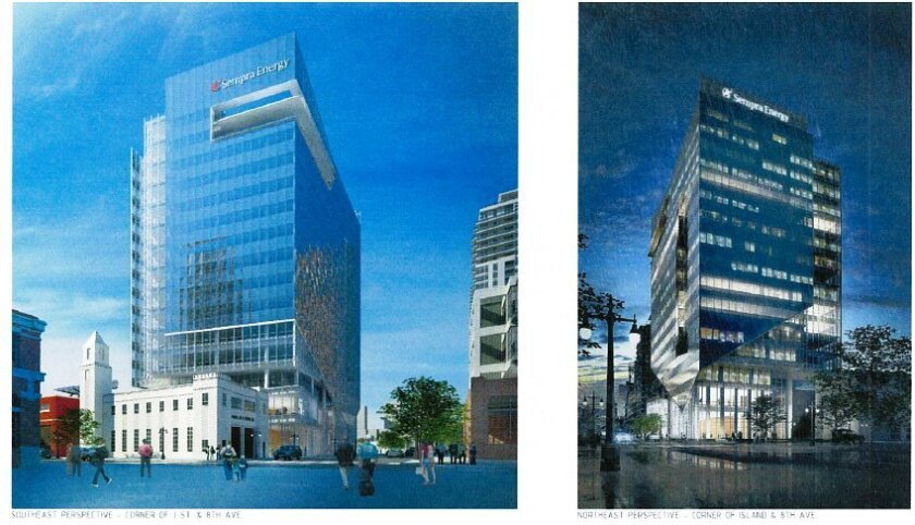 Cisterra's Sempra headquarters building, designed by Carrier Johnson + Culture, is due to open in mid-2015.