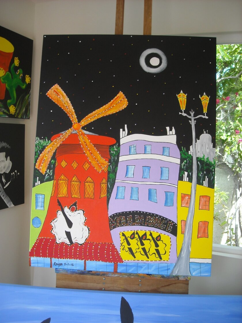 Art by Gabriel Rayes is part of 'Viva La Difference'