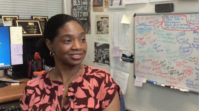 U-T Public Safety Editor Dana Littlefield