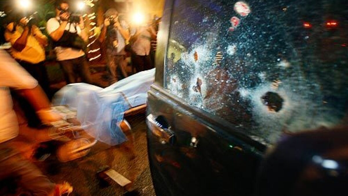 Mexico's drug war: In Sinaloa, the drug trade has