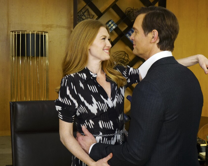 """Mireille Enos and Peter Krause keep the West Coast style vibe high in the Shondaland-produced show """""""