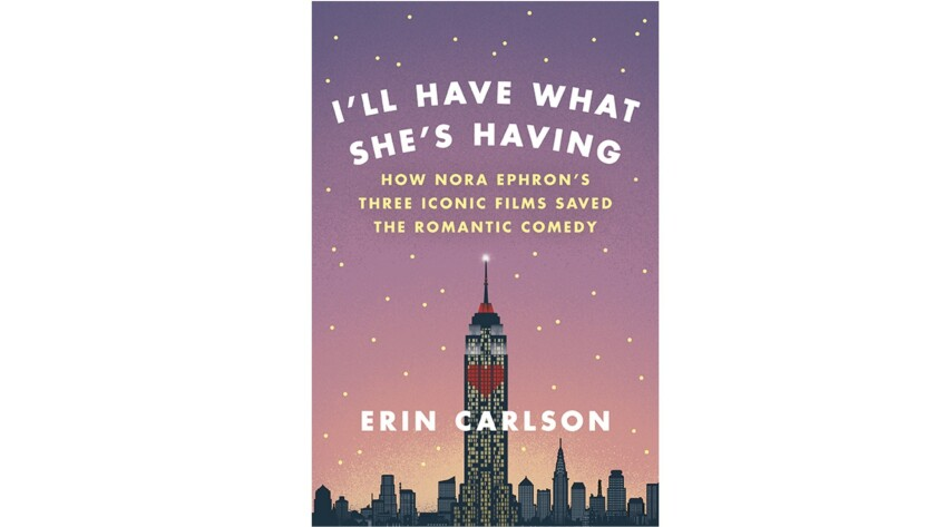 """""""I'll Have What She's Having"""" by Erin Carlson."""