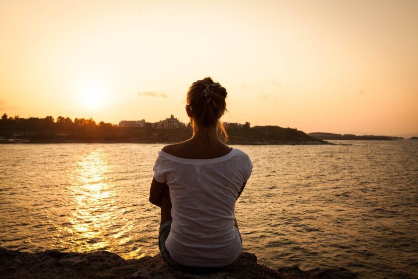 Grief experts advise:  Take care of yourself. Get outside, exercise, eat and rest.