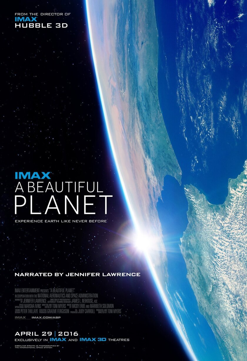 A Beautiful Planet - IMAX