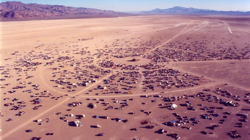 Last chance to buy tickets to Nevada's Burning Man, and 3