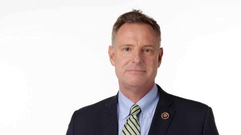 United States Representative Scott Peters.